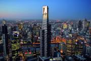 墨尔本地标 尤里卡88层观景台门票 城市之巅 俯瞰墨尔本全景(可选边缘体验)Eureka Skydeck 88