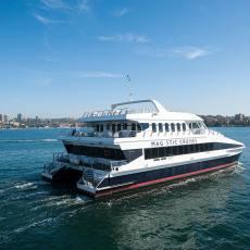 悉尼海港游轮2-3小时巡游 海港观光 含午餐/晚餐 可选歌舞表演/玻璃顶船 Sydney Showboats/Magistic Cruises/Clearview Glassboat