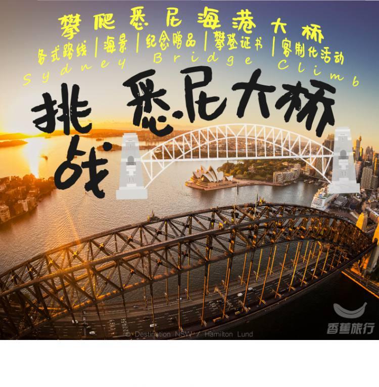 悉尼大桥攀登A_画板 1